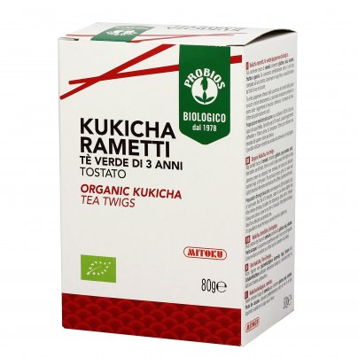 Tè Verde Kukicha Rametti