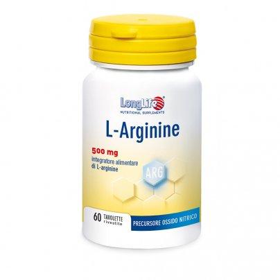L-Arginine 500mg - Benessere Maschile