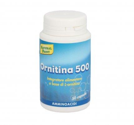 L-Ornitina 500