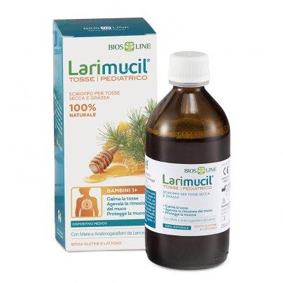 Larimucil Tosse - Sciroppo Bambini