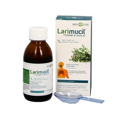 Larimucil Tosse e Gola - Adulti e Bambini 120 ml