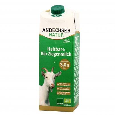 Latte di Capra Intero UHT Bio