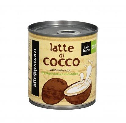 Latte di Cocco Biologico dalla Tailandia