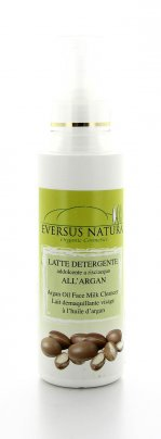 Latte Detergente Addolcente all'Argan