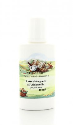 Latte Detergente all'Alchemilla