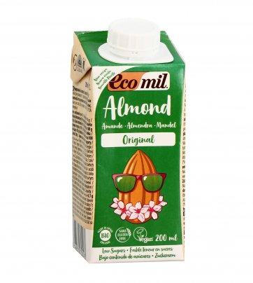 Bevanda Vegetale di Mandorla Naturale - Senza Glutine