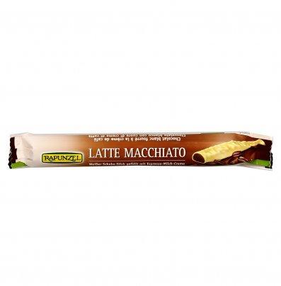 """Snack Cioccolato Bianco con Crema di Caffè """"Latte Macchiato"""" Stick"""