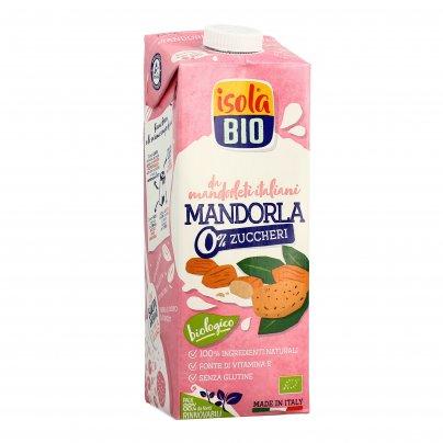Latte di Mandorla Bio Senza Zuccheri