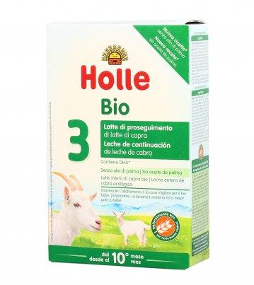 Latte Intero di Capra Bio Proseguimento 3
