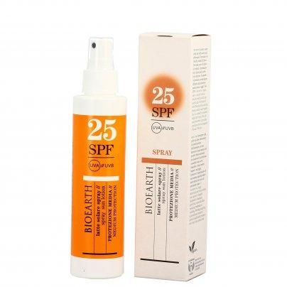 Latte Solare Spray Spf 25 - Protezione Media