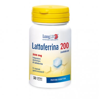 Lattoferrina 200 in Capsule