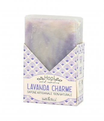 "Sapone Artigianale ""Lavanda Charme"" - Hopi"