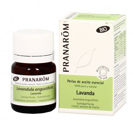 Lavanda - Perle con Olio Essenziale - Equilibrio Emozionale
