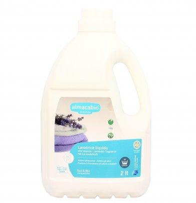 Detergente Lavatrice Liquido alla Lavanda 2 litri