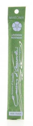 Bastoncini d'Incenso - Lavender & Rosemary