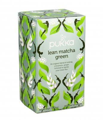 Tè Infuso Lean Matcha Green