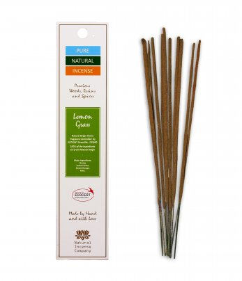 Incenso Naturale Puro Lemon Grass