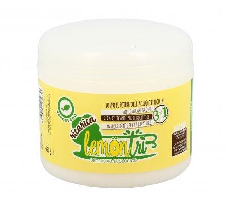 Detersivo in Polvere Ecologico 3 In 1 - Lemontrì (Ricarica)