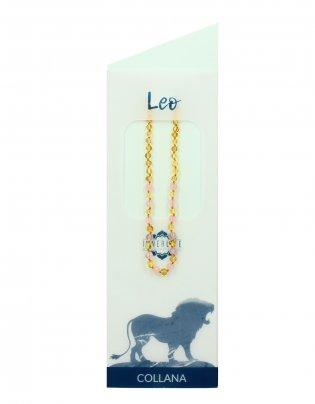 Collana di Ambra Baby - Leo
