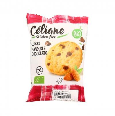 Biscotto Cookies con Gocce di Cioccolato Senza Glutine