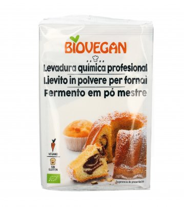 Lievito per Fornai Biologico Senza Glutine (Confezione)