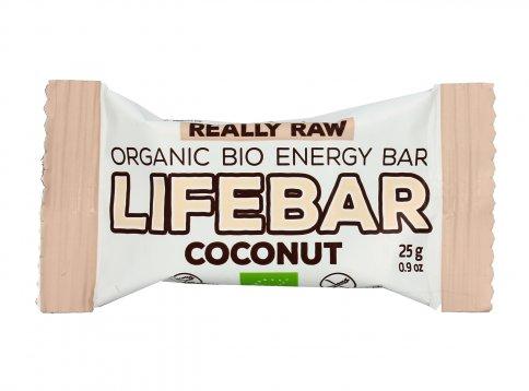 Barretta al Cocco - Lifebar 25 gr.