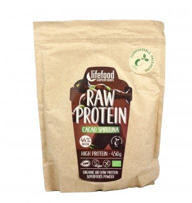 Raw Protein - Cacao Spirulina