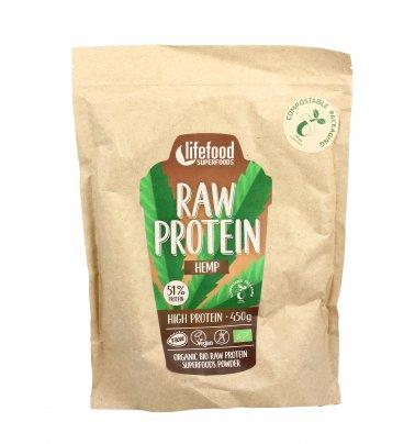 Raw Proteine alla Canapa