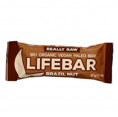 Lifebar alle Noci Brasiliane - 47 g.