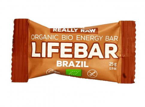 Barretta alle Noci Brasiliane - Lifebar