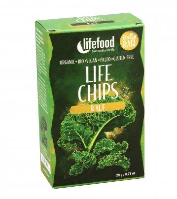 Chips di Verdure - Cavolo Verde Croccante
