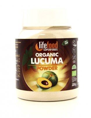 Organic Lucuma Powder - Polvere di Lacuma