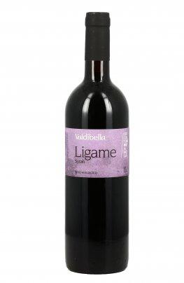 "Syrah ""Ligame"" Terre Siciliane IGP  - Vino Biologico"