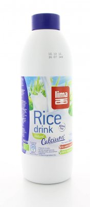 Rice Drink Natural Calcium