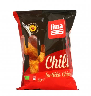 Chili Tortilla Chips