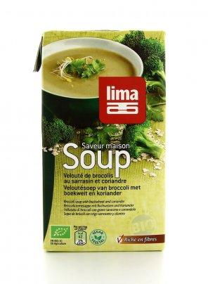 Savuer Maison Soup - Vellutata di Broccoli con Grano Saraceno