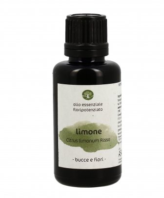 Limone - Olio Essenziale Floripotenziato