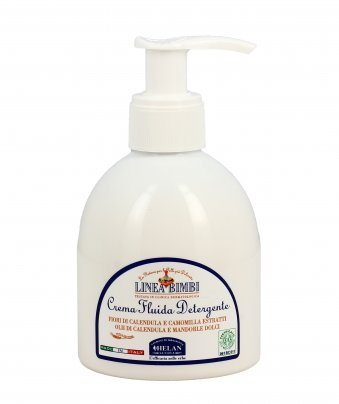 Linea Bimbi - Crema Fluida Detergente