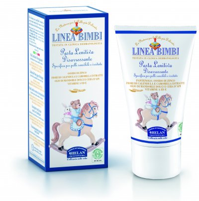 Crema Lenitiva Disarossante Linea Bimbi