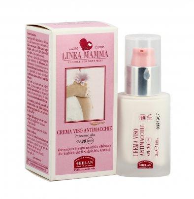 Linea Mamma -  Crema Viso Antimacchie Spf 30