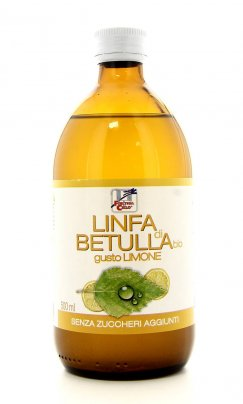 Linfa di Betulla Bio - Gusto Limone