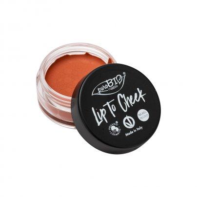 Rossetto Blush in Crema Lip To Cheek 01 Carrot