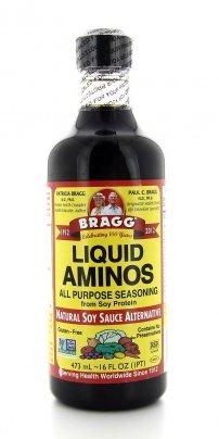 Liquid Aminos - Aminoacidi Liquidi