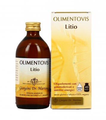 Olimentovis Litio Bottiglia