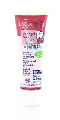 Kids Gel Dentifricio alla Fragola