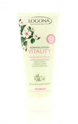 Vitality - Lozione Corpo Rosa Canina e Uva