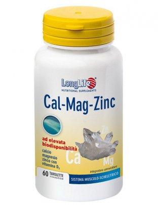 Cal-Mag-Zinc - Sistema Nervoso e Muscolo Scheletrico