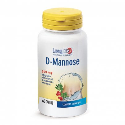 D-Mannose 500 Mg - Comfort Urinario