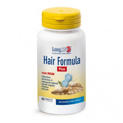 Hair Formula Plus - Nutrimento per i Capelli