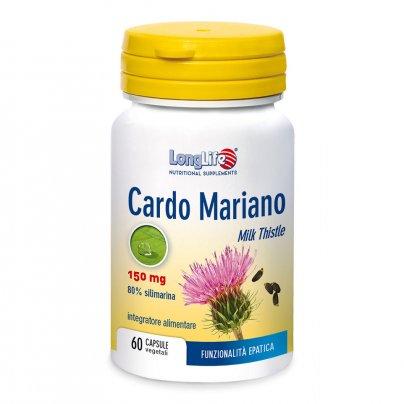 Cardo Mariano 80% - Funzionalità Epatica